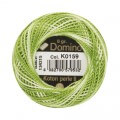 Domino Cotton Perle Size 8 Embroidery Thread (8 g), Variegated - 4598008-K0159