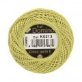 Domino Cotton Perle Size 8 Embroidery Thread (8 g), Green - 4598008-K0213