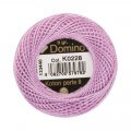 Domino Cotton Perle Size 8 Embroidery Thread (8 g), Purple - 4598008-K0228