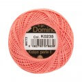 Domino Cotton Perle Size 8 Embroidery Thread (8 g), Pink - 4598008-K0235