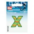 PRYM X Harfi Desenli Aplike - 924255