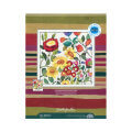 RTO Baltic 31 x 31 cm Cross Stitch Kit, Flower Kaleidoscope - M445