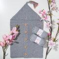 Kartopu Baby One Mavi Bebek Yünü - K571