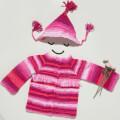 YarnArt Dancing Baby Ebruli Bebek Yünü - 818
