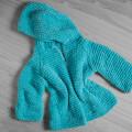 Kartopu Yumurcak Mor Kadife Bebek Yünü - YMD0004