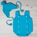 Örenbayan Lux Baby Fuşya El Örgü İpi - 44-3010