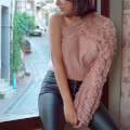 La Mia Wool Easy Krem El Örgü İpi - L050