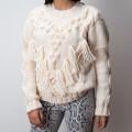 Kartopu Cozy Wool Pudra Pembe El Örgü İpi - K1873