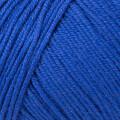 Gazzal Baby Cotton Saks Mavi Bebek Yünü - 3421