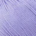 Gazzal Baby Cotton Lila Bebek Yünü - 3420