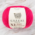 Gazzal Baby Cotton XL Baby Yarn, Fuchsia - 3415XL