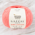 Gazzal Baby Cotton Knitting Yarn, Pink -3435