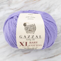 Gazzal Baby Cotton XL Knitting Yarn, Lilac -3420XL