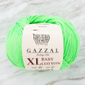 Gazzal Baby Cotton XL Baby Yarn, Green - 3427XL
