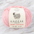 Gazzal Baby Cotton Baby Yarn, Pink - 3444