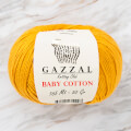 Gazzal Baby Cotton Baby Yarn, Honey - 3447