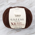 Gazzal Baby Cotton XL Baby Yarn, Brown - 3436