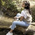 YarnArt Tweed Kahverengi El Örgü İpi - 222