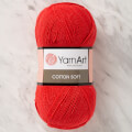 YarnArt Cotton Soft Knitting Yarn, Pink - 26