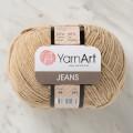 YarnArt Jeans Bej El Örgü İpi - 48