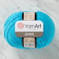 YarnArt Jeans Knitting Yarn, Blue - 33
