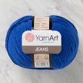 YarnArt Jeans Knitting Yarn, Blue - 47