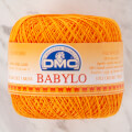 Dmc Babylo 50g Cotton crochet thread No:10, Orange - 741