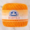 Dmc Babylo 50gr Turuncu Merserize Dantel ve Ağ İpliği No:10 - 741