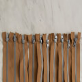 Series - Loren T6 Open End Moulded Plastic Zipper