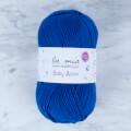 La Mia Baby Boom Saks Mavi El Örgü İpi - 605