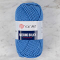 Yarnart  Merino Bulky Yarn, Blue - 600