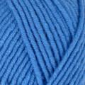 Yarnart  Merino Bulky Mavi El Örgü İpi - 600