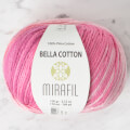 Mirafil Bella Cotton Küpe Çiçeği El Örgü İpi - 05