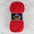 Himalaya Combo Kırmızı El Örgü İpi - 52711
