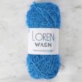 Loren Wash Koyu Mavi El Örgü İpi - R024