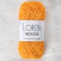 Loren Wash Turuncu El Örgü İpi - R096
