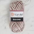 YarnArt Begonia Melange 50gr Ebruli El Örgü İpi - 3193