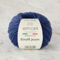 Etrofil Jeans Lacivert El Örgü İpi - 020