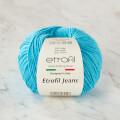 Etrofil Jeans Mavi El Örgü İpi - 021