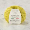 Etrofil Jeans Yeşil El Örgü İpi - 025