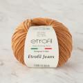 Etrofil Jeans Açık Kahverengi El Örgü İpi - 059