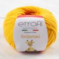 Etrofil Amigurumi Sarı El Örgü İpi - 70204