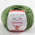 Etrofil Amigurumi Yeşil El Örgü İpi - 70414