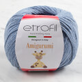 Etrofil Amigurumi Kot Mavi El Örgü İpi - 70590