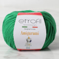 Etrofil Amigurumi Yeşil El Örgü İpi - 70489