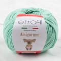 Etrofil Amigurumi Açık Yeşil El Örgü İpi - 74027