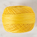 Altınbaşak Klasik No: 50 Lace Thread Ball, Dark Yellow - 347 - 26