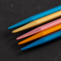 Addi Colibri 2,5mm 15cm Renkli Çorap Şişi - 204-7