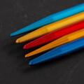 Addi Colibri 4mm 15cm Renkli Çorap Şişi - 204-7