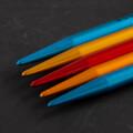 Addi Colibri 4,5mm 15cm Renkli Çorap Şişi - 204-7